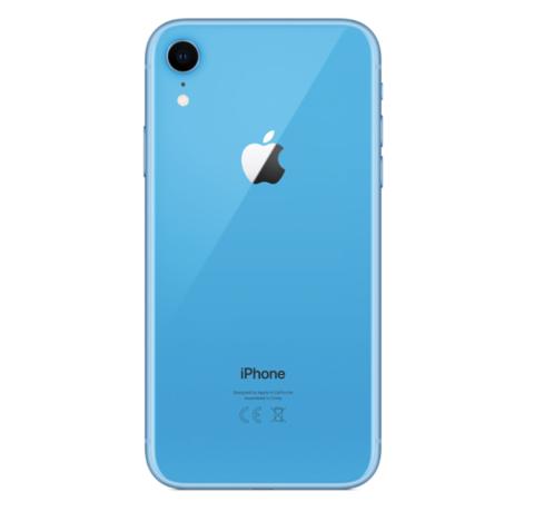 Купить iPhone Xr 64Gb Blue в Перми