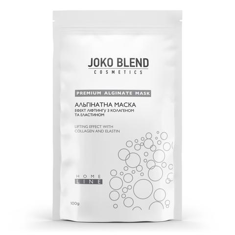 Альгінатна маска ефект ліфтингу з колагеном і еластином Joko Blend  100 г (1)
