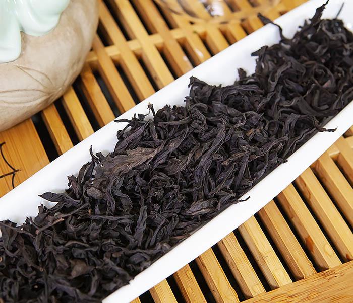 TEA-CH115 Китайский чай «Большой Красный Халат» (Да Хун Пао, сильная обжарка, 50 гр) фото 05