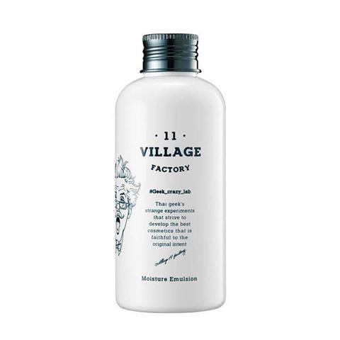 Village 11 Factory Moisture Emulsion Глубокоувлажняющая эмульсия