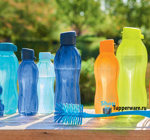 Бутылки Экко Tupperware
