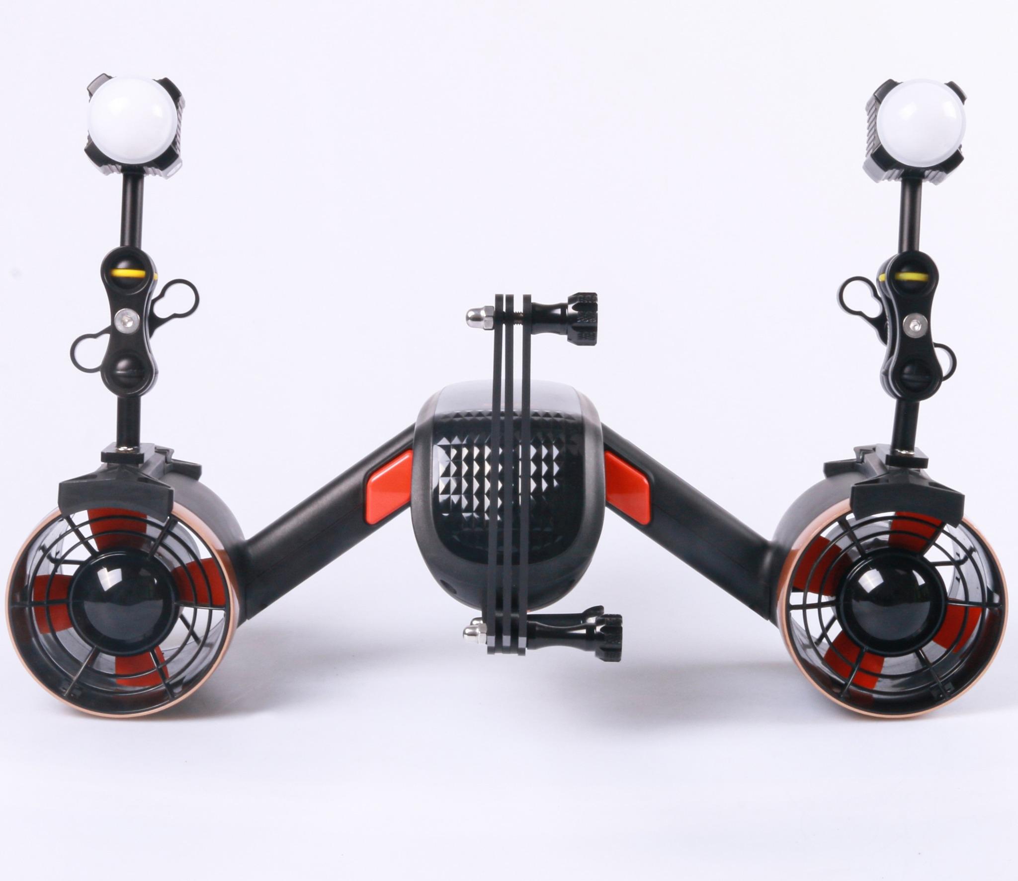 Whiteshark Mix Pro underwater scooter