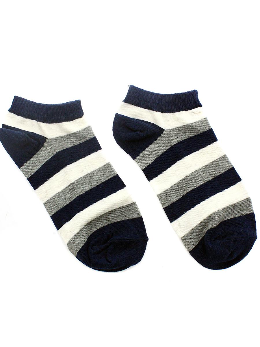 Короткие носки р.40-45 Blue series
