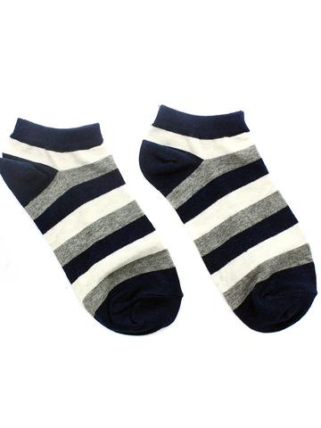 Короткие носки Blue series