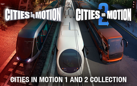Cities in Motion 1 and 2 Collection (для ПК, цифровой ключ)