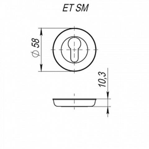 ET SM GOLD-24 Схема
