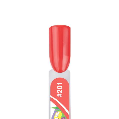 BF201-4 Гель-лак для покрытия ногтей. Spring Picnic #201 Воздушный змей