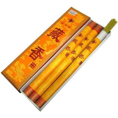 Благовония китайские безосновные Сандал Тибетский, 30*8*3 см