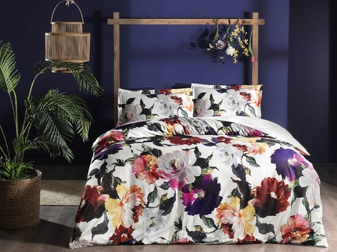 Комплект постельного белья Сатин 2-спальный