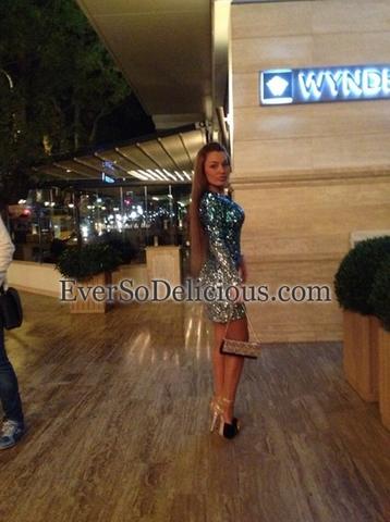Снежана в платье Jovani 5950