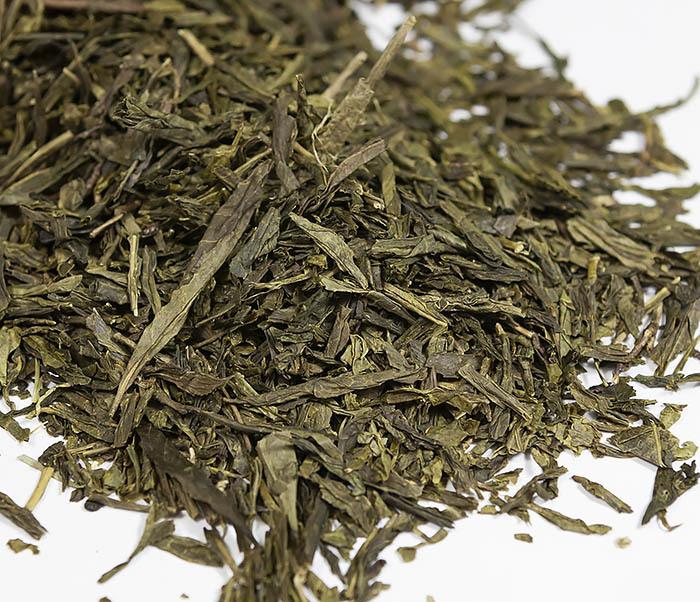 TEA-CH123 Китайский зеленый чай Сенча, японская технология (50 гр) фото 03