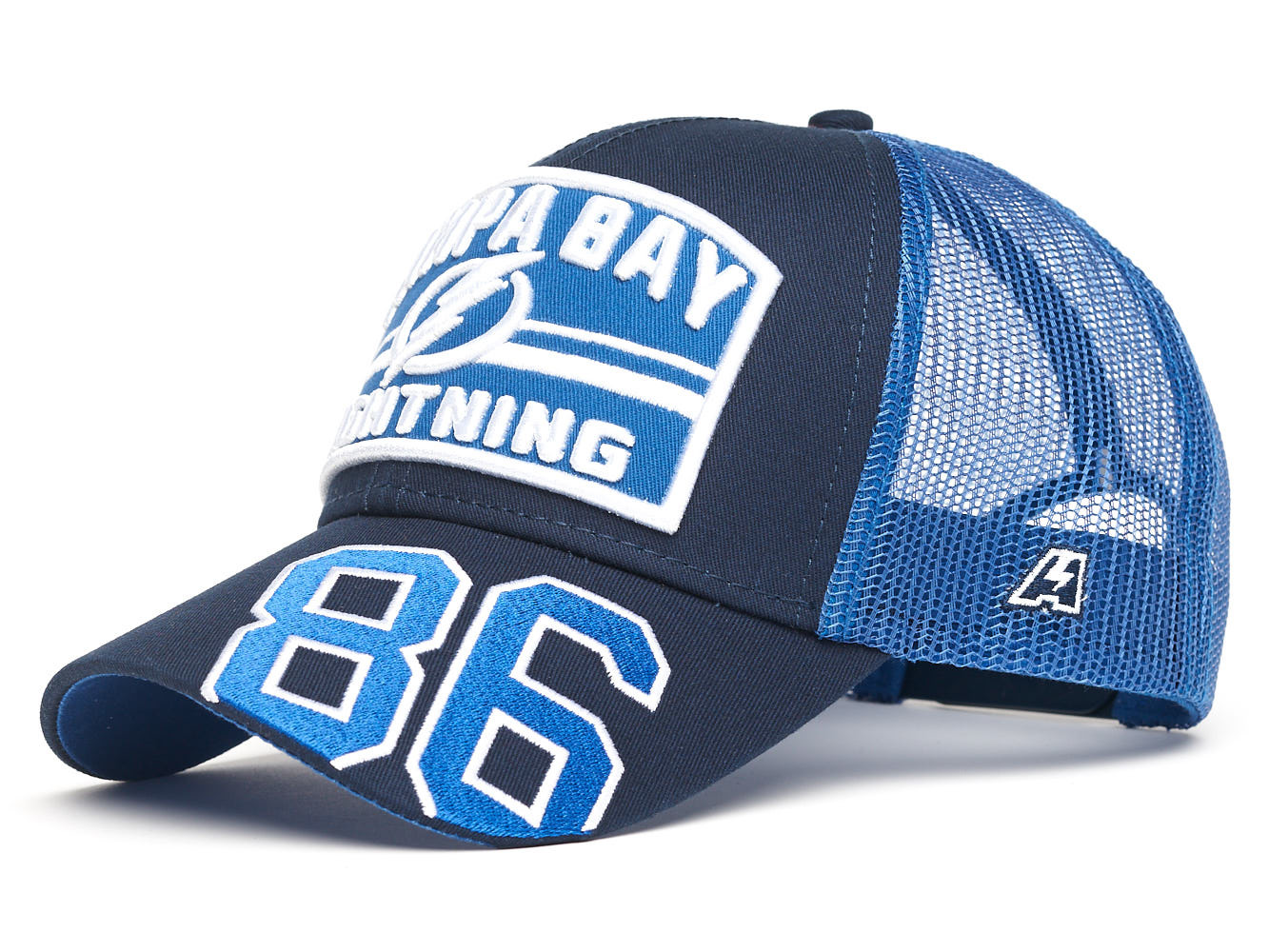 Бейсболка NHL Tampa Bay Lightning № 86