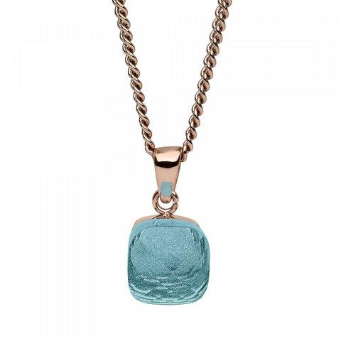 Колье Firenze turquoise 400272.1 BL/RG