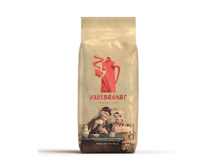 купить Кофе в зернах Hausbrandt Espresso, 1 кг