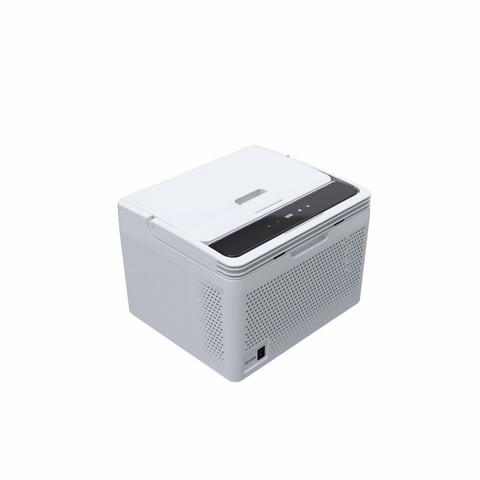 Компрессорный автохолодильник ALPICOOL C10 (10 л.) 12-24-220В