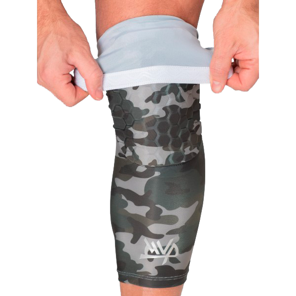 Protective Knee Band Long Comb