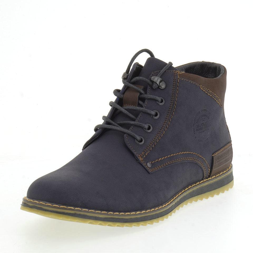 Ботинки TFS collection _ 626514-4 синий