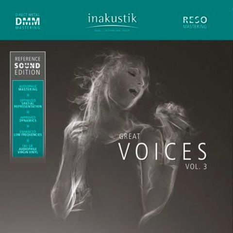 INAKUSTIK LP, Great Voices Vol. IIl, 01675081