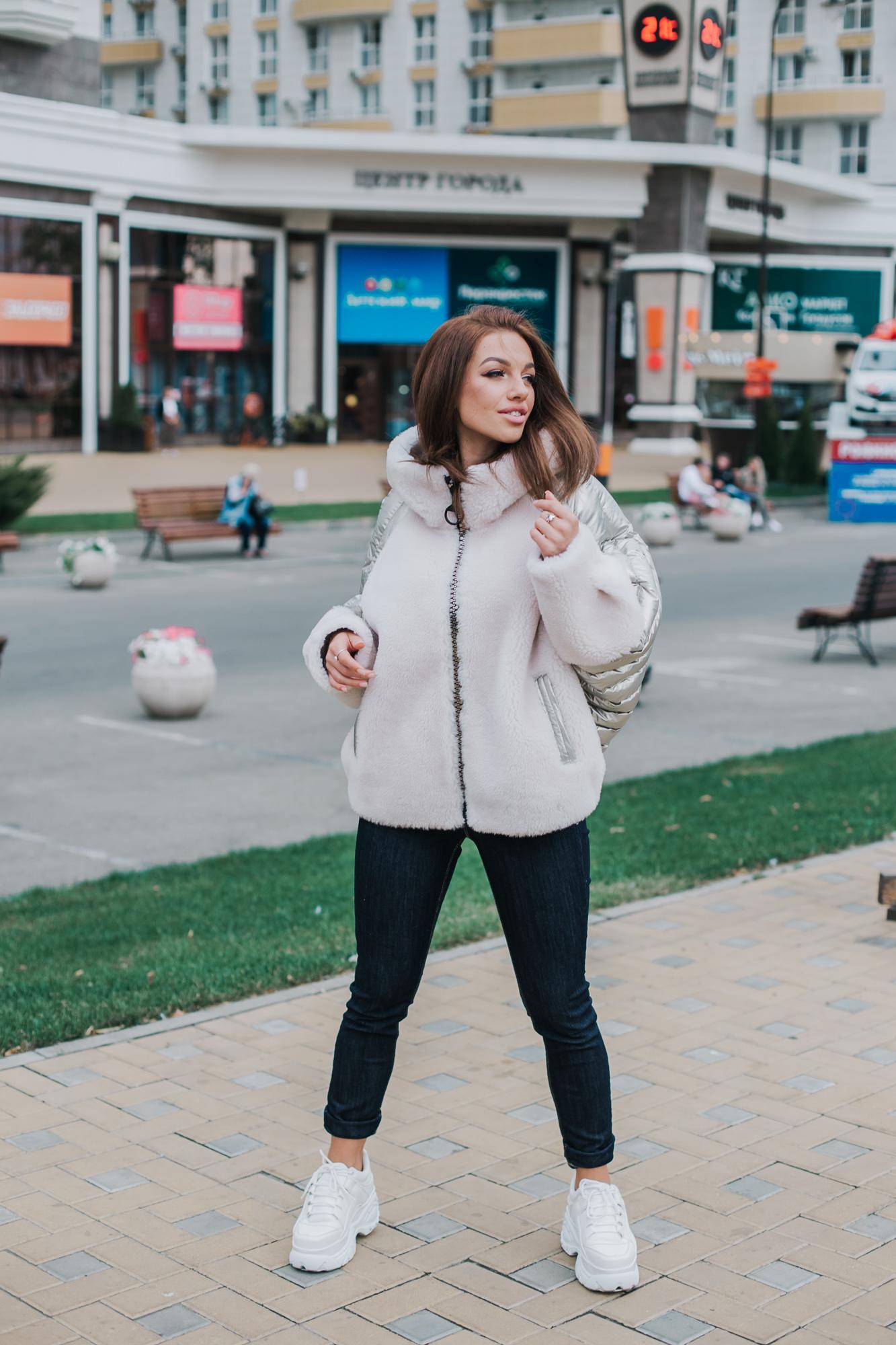 Куртка (Шубка) дубленка