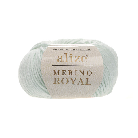 Alize Merino Royal мята 522