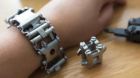 Мультитул-браслет Leatherman Tread | низкие цены | бесплатная доставка по РФ