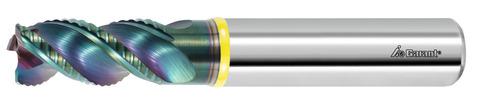 Твердосплавная черновая фреза GARANT Master Alu SlotMachine HPC DLC