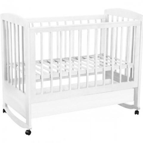 Кровать Лель АБ 16.1 Ромашка белый