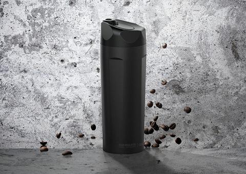 Термокружка Asobu Easy access (0,42 литра), черная