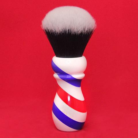 Помазок Yaqi New Barber Pole Style R1742-S1