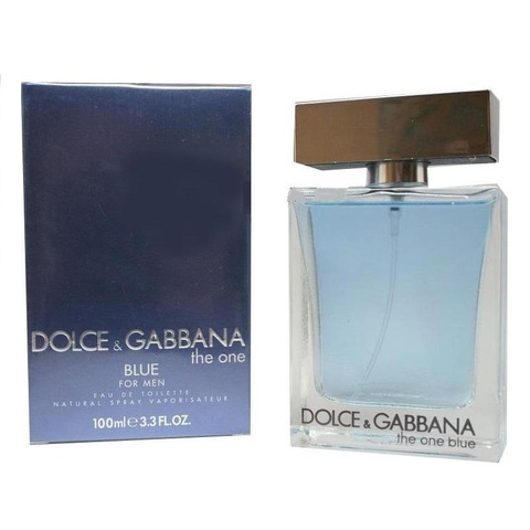 The One For Men Blue Dolce Gabbana, 100ml, Edt