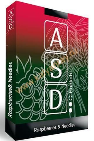 Бестабачная смесь ASD Hookah - Малина и Хвоя