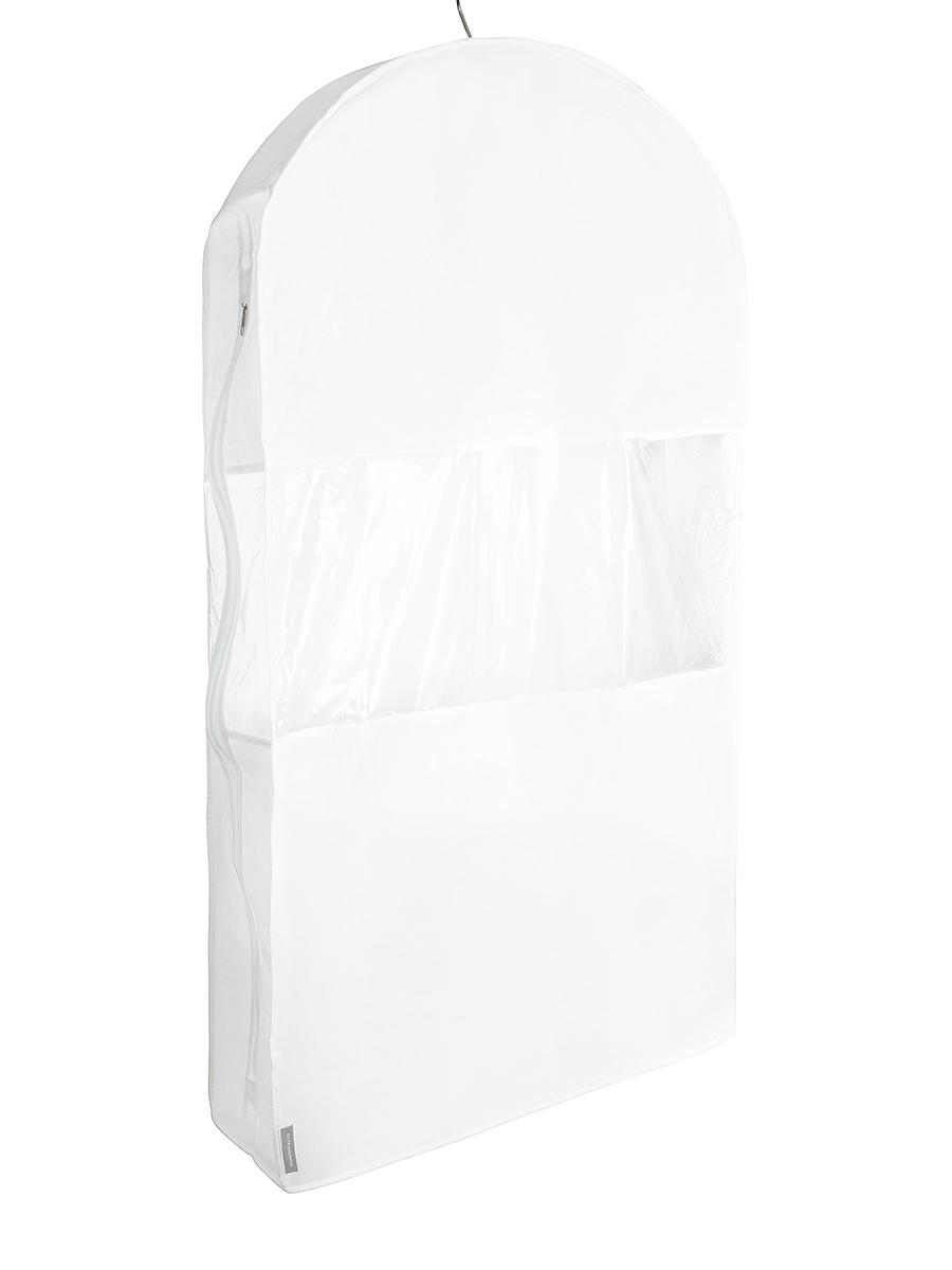 Чехол для шуб LUX короткий 100х60х18 см, Санторини
