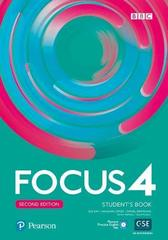Focus Second Edition 4. Student's Book with Bas...