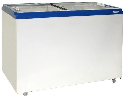 Морозильный ларь Бирюса Б-355 НШВ-5 с прямым стеклом