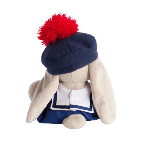 Мягкая игрушка Зайка Ми Моряк (малый)