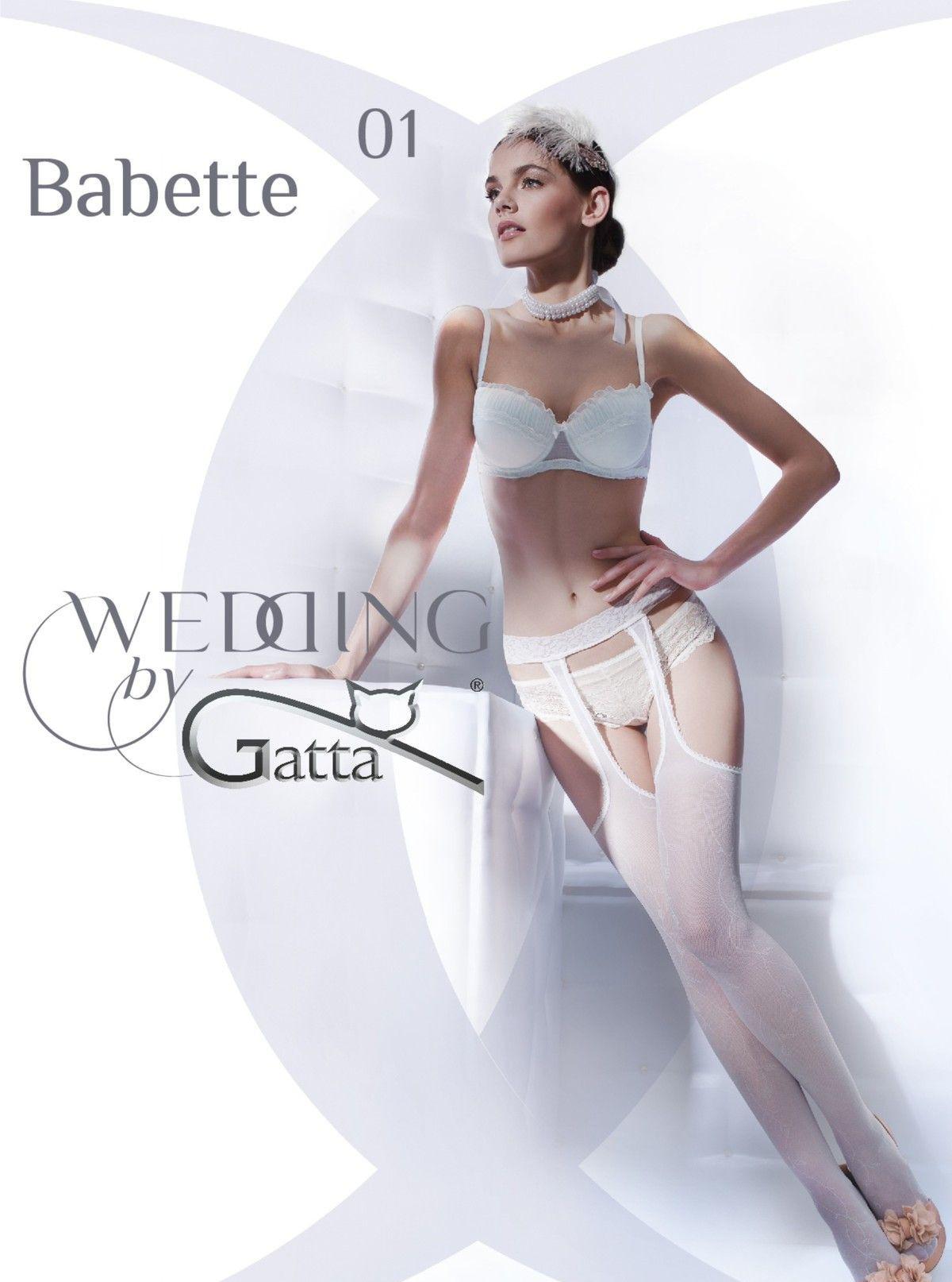 Колготки Gatta Babette 01
