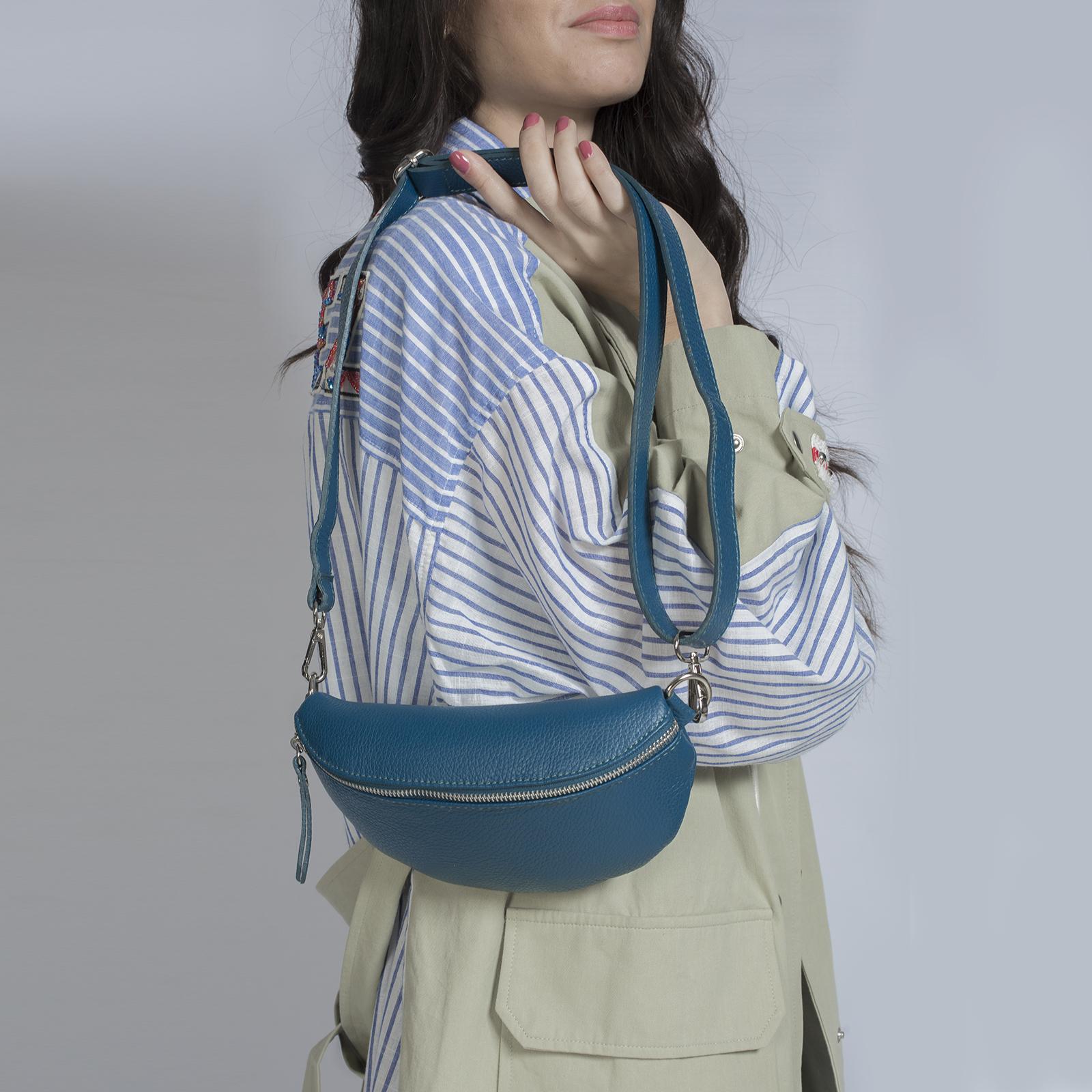 Fanny pack, UNO, Eve (синий)