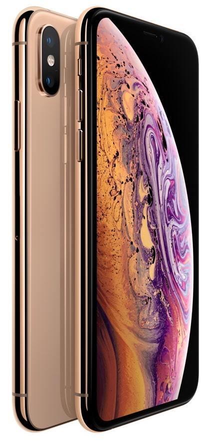 iPhone XS Apple iPhone XS 64gb Золотой gold1-min.jpg