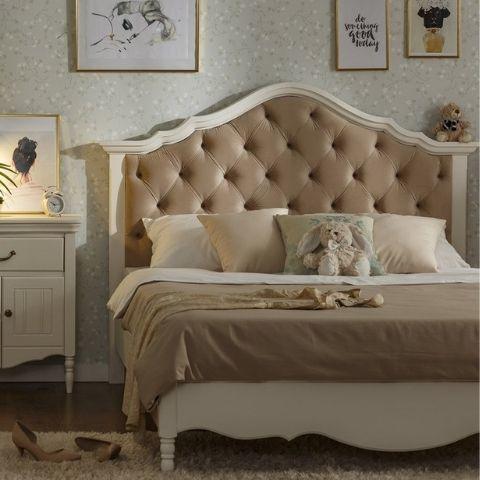Спальня Айно 18 (белый скандик)
