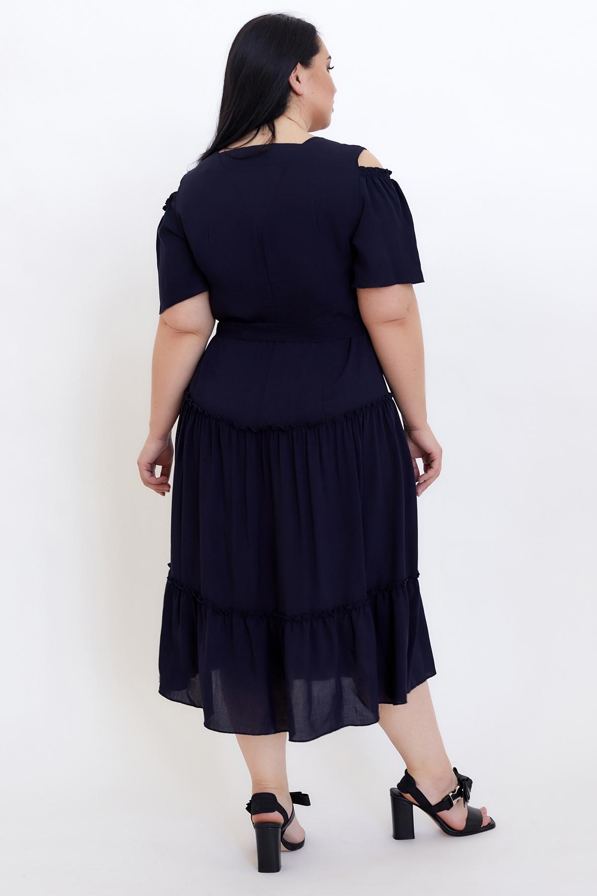 Сукня Люсьєна (синій)