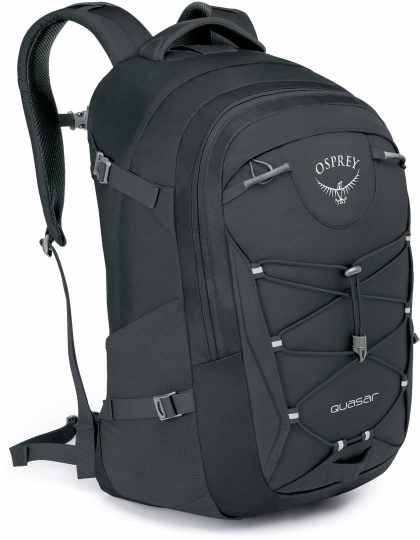 Городские рюкзаки Рюкзак Osprey Quasar 28 Anchor Grey Quasar_28_F18_Side_Anchor_Grey_web.jpg