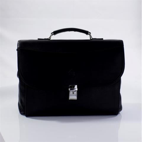 Портфель 029-1 black FL