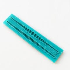 0573 Молд силиконовый веревки убывающие