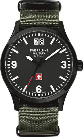 Наручные часы Swiss Alpine Military 1744.1677SAM