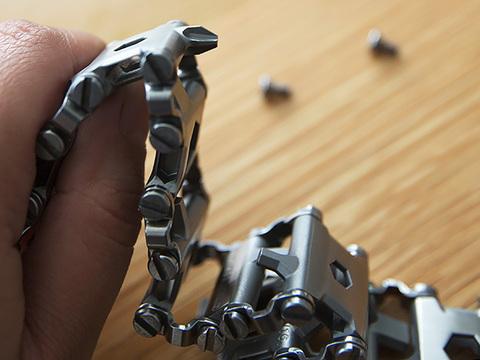 Мультитул-браслет Leatherman Tread - незаменимый помощник и отличное украшение | Multitool-Leatherman.Ru