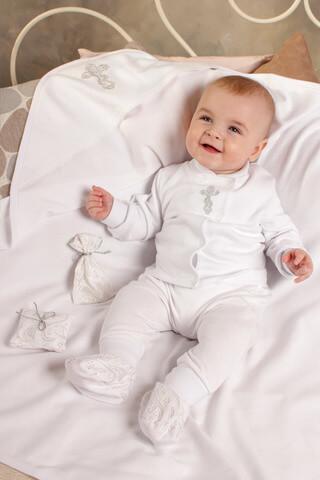 Крестильный набор для новорожденных