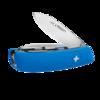 Швейцарский нож SWIZA D04 Standard, 95 мм, 11 функций, синий (блистер)