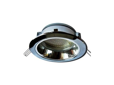 Ecola Светильник GX70 H6-R хром