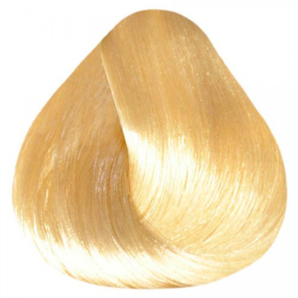 10/7 Светлый блондин коричневый- Estel крем-краска De Luxe Silver 60 мл