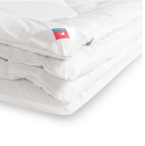 Одеяло теплое из лебяжьего пуха Лель 140x205